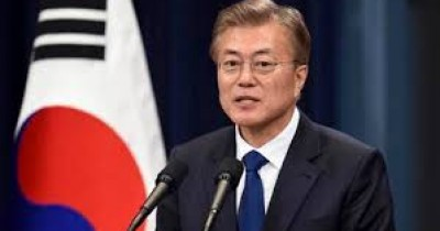 Presiden Korea Selatan Sebut nama BTS di 21st National Assembly