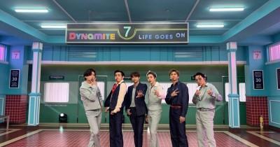 BTS Menang di Japan Record Awards, Jadi satu-satunya Artis Luar Negeri yang Menang