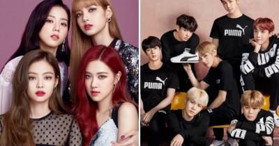 Siapa Saja Pesaing BTS dan BLACKPINK di PCAs Kategori The Group of 2020