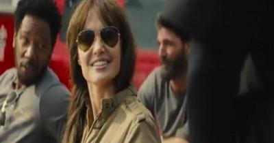 SINOPSIS FILM THOSE WHO WISH ME DEAD (2021): Akting Angelina Jolie sebagai Petugas Damkar Hutan