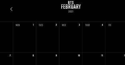 Schedule BTS Februari 2021, Salah Satu Member Ulang Tahun Bulan Ini