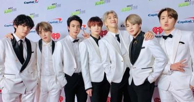 BTS jadi Juara di Top 10 Forbes Korea Power Celebrity 2020