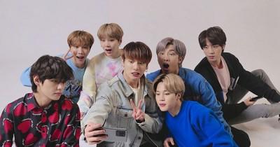 Foto-foto BTS x Samsung yang Bikin ARMY Terpesona, Siapa yang Paling Tampan?