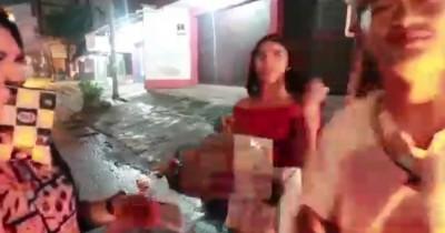 Kesaksian Korban Prank YouTuber Dus Berisi Sampah