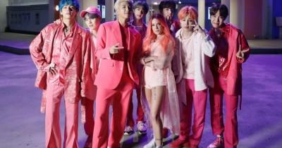 BTS Boy With Luv Kembali Pecahkan Rekor, MV Tercepat Raih 850 Juta Views