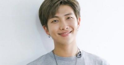 Membuktikan Bakatnya, RM Berhasil Raih Peringkat #9 di Billboard Hot 100 Producers