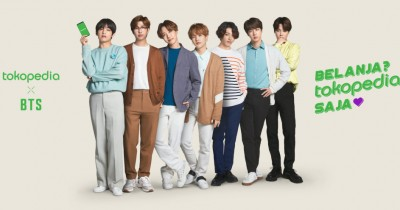 Jadwal Tayang BTS di SCTV dan Indosiar, Tokopedia Play Inverview bersama BangTan Boys