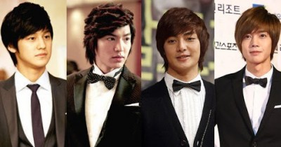 6 Fakta Lee Min Ho Pernah Akting Bareng Goo Hye Sun di BOYS BEFORE FLOWERS