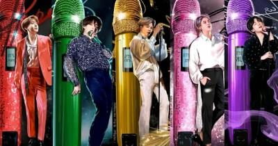 Warna Mic BTS yang Variatif, Mulai dari Kim Namjoon hingga Jeon Jungkook