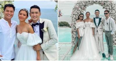 5 Fakta Pernikahan Mezty Mez dan Gerald Yohanes yang Terpaut Usia