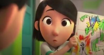Sinopsis Wish Dragon (2021): Film Animasi yang Inspirasi Kental Makna Kehidupan