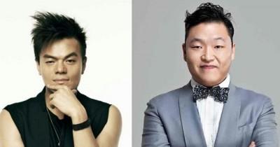 Acara Terbaru JYP Entertainment dan PSY 'P-NATION' Bertajuk LOUD di SBS