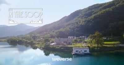 8 Foto Pemandangan Indah Lokasi Syuting BTS 'In The SOOP', Ada Panggangan Barbekyu hingga Pemandian Spa
