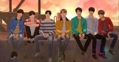 Kabar Gembira untuk ARMY, BTS Universe Story sudah bisa Pre-Register di Google Play