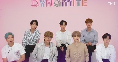 Cara Nonton BTS Dynamite 'Countdown Live' di YouTube