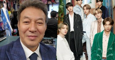 Aktor Veteran Kim Kap Soo Resmi jadi ARMY BTS, Ini Ceritanya saat Ketemu Jimin di Restoran