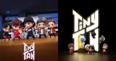 Rilis TinyTAN versi BTS, Big Hit Entertainment Janjikan Konten Berisi Harapan dan Empati
