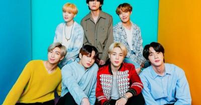 BTS Dynamite Peringkat 1 Dua Kali di Billboard Hot 100, Bang PD Telepon Member sambil Menangis