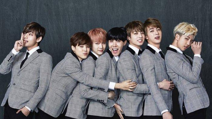 BTS  MOTS jadi Top 100 Best Selling Sepanjang Sejarah di Korea Selatan