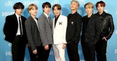 BTS Akhirnya Batalkan Konser Map of The Soul ON:E Offline