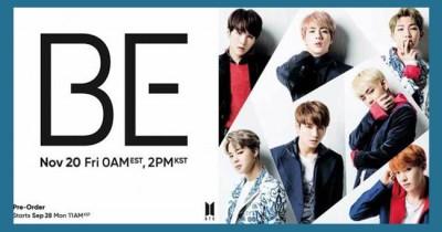 Karya Terbaru Bangtan Boys, Big Hit Entertainment Perkenalkan 'BTS BE'