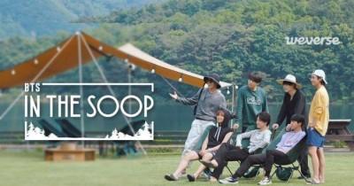 Ini Merchandise BTS In The SOOP yang Siap Kuras Dompet ARMY