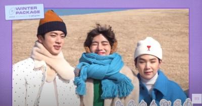 Winter Package BTS 2021, Produk Bangtan Boys yang Paling Diincar ARMY
