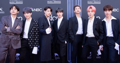 BTS Menang 'Group of The Year 2020' di Tudo Information Awards