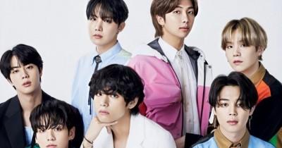 Album BTS Map of The Soul: 7 - The Journey Raih 'Triple Platinum' dari RIAJ