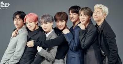 Daesang Pertama BTS, Penghargaan yang Bikin Bangtan Boys Menangis