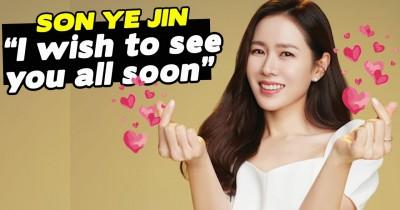 Agama Son Ye Jin, Kekasih baru Hyun Bin yang Cantiknya Luar Biasa