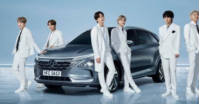 BTS x Hyundai akan Rilis Lagu dan MV Tema berupa IONIQ, Catat Tanggalnya