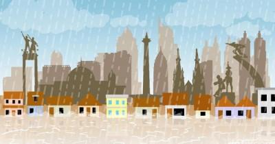6 Fakta Banjir DKI Jakarta yang Rendam 62 Kelurahan