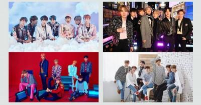 Ini Foto-foto BTS di Red Carpet MAMA 2020