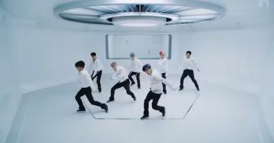 SuperM Rilis MV '100', Baru 3 Jam sudah Ditonton Lebih 1,7 Juta Views di YouTube