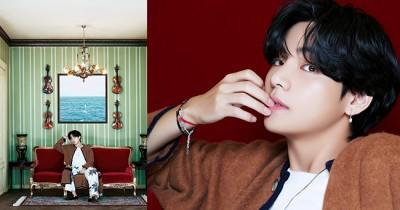 Big Hit Rilis 2 Konsep Foto V BTS untuk Album Terbaru Mereka 'BE (Deluxe Edition)'
