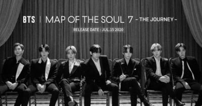 Ini 13 Daftar Lagu BTS Map of The Soul: 7 - The Journey yang Baru rilis di Spotify