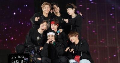 Jadwal BTS 26 Agustus 2020, Tampil di FNS Summer Music Festival yang Disiarkan Fuji TV