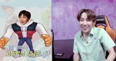 Keseruan RUN BTS Episode 108 dengan Tema 'Game Online'