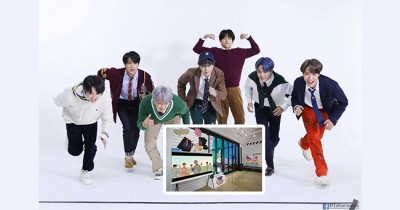 BTS Buka Pop Up Store Map of The Soul di Seoul, Yuk Intip Bagian Dalamnya