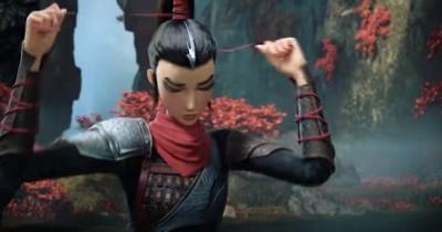 Sinopsis Film Kung Fu Mulan (2020)