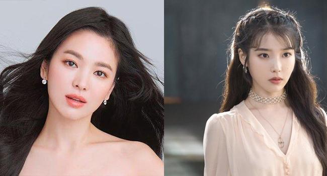 31 Artis Korea Tercantik, Sekarang Bukan Lagi Song Hye Kyo Lho