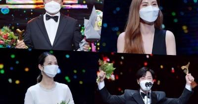 Inilah Daftar Pemenang KBS Drama Awards 2020, Mulai dari Best New Actor hingga Daesang