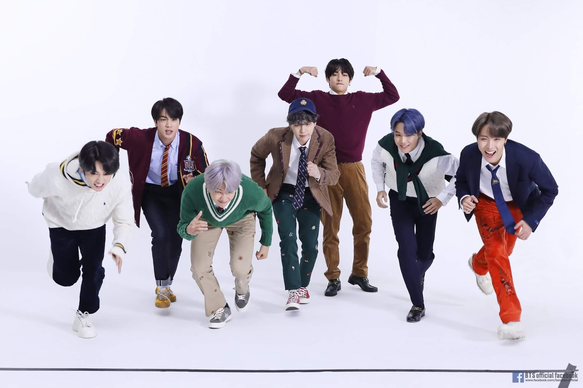 Lagu BTS Terlengkap, Dari Awal Debut sampai Sekarang
