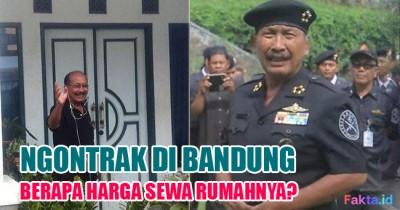 Petinggi Sunda Empire Ngontrak, Segini Fakta Harga Sewa Rumah Kontrakan di Bandung