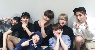 Apakah member BTS punya Facebook? Ada dong! Ini Linknya!