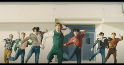 Debut di US Pop Radio, BTS Dynamite Menempati Peringkat #36