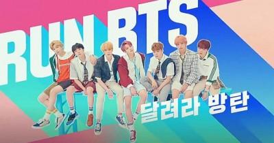 15 Run BTS Terlucu Dijamin ARMY Pasti Ngakak kalau Nonton Episode ini