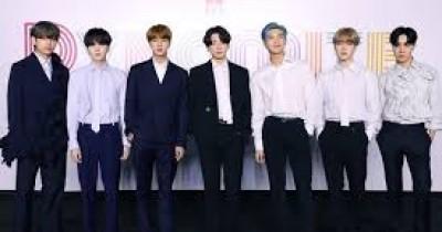 BTS Dynamit Menang MBC Music Core
