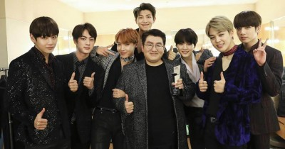Saham Big Hit Melonjak, Bang Si Hyuk dan Member BTS Dipastikan Semakin Kaya